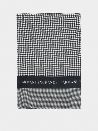 Шарф Armani Exchange модель 944118-1P118-00020 — фото 3 - INTERTOP