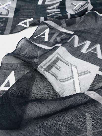 Шарф Armani Exchange модель 954300-1P130-01821 — фото 2 - INTERTOP