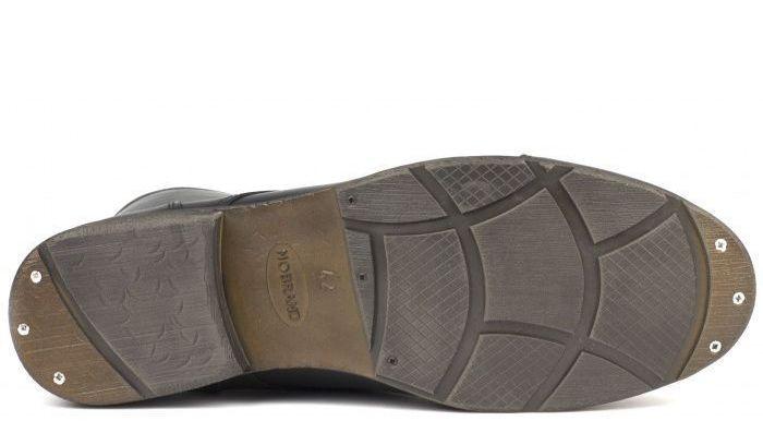 Ботинки мужские NOBRAND Sierra WV55 продажа, 2017