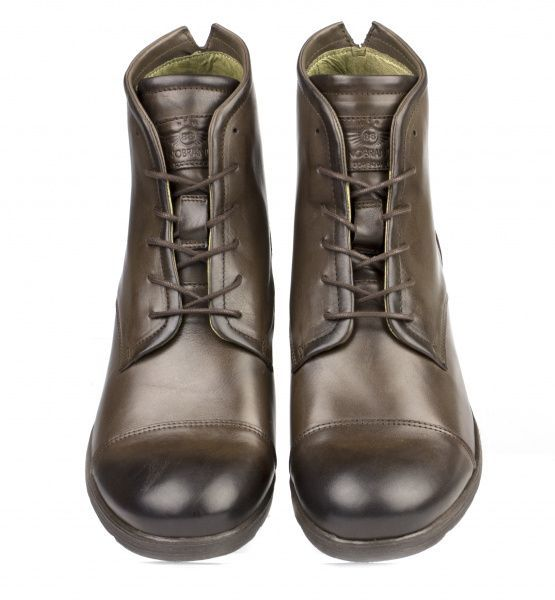 Ботинки для мужчин NOBRAND Sierra WV56 примерка, 2017