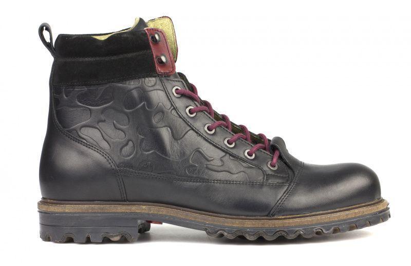 Купить Ботинки мужские NOBRAND Tango WV57, Черный