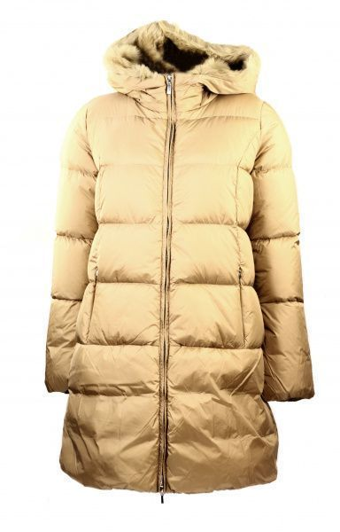 Пальто пуховое для женщин Geox WOMAN DOWN JACKET XA5841 примерка, 2017