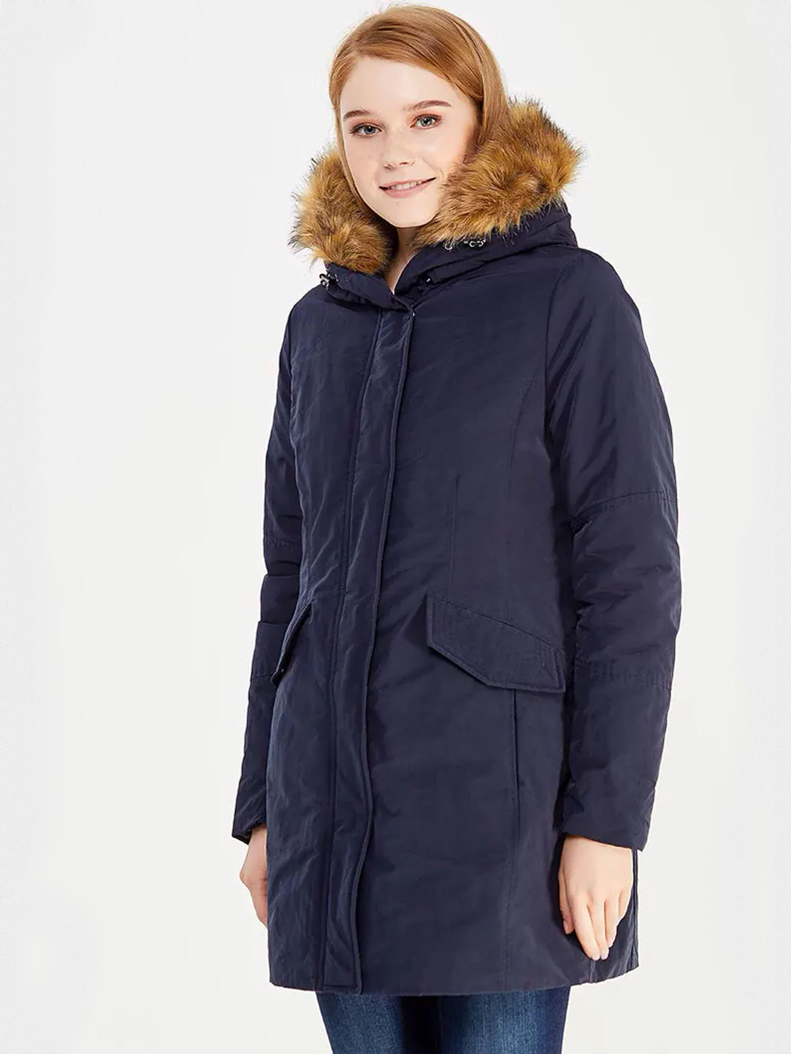 Купить Пальто женские модель XA5885, Geox, Синий