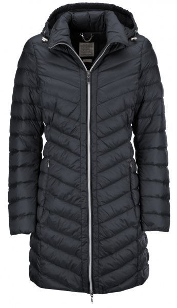 Пальто пуховое женские модель XA5888, Geox, Синий  - купить со скидкой