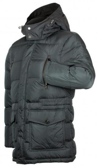 Пальто пуховое мужские Geox модель M7425F-T2421-F1414 приобрести, 2017