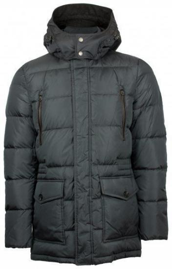 Пальто пуховое мужские Geox модель M7425F-T2421-F1414 купить, 2017