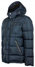 Пальто пуховое мужские Geox модель XA5912 качество, 2017