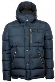 Пальто пуховое мужские Geox модель XA5912 , 2017