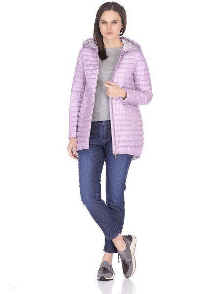 Купить Пальто пуховое женские модель XA5930, Geox, Сиреневый
