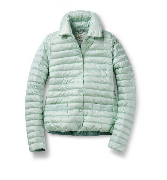 Купить Пальто пуховое женские модель XA5931, Geox, Бирюзовый