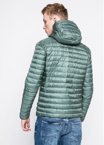Куртка пуховая мужские Geox модель XA5943 качество, 2017
