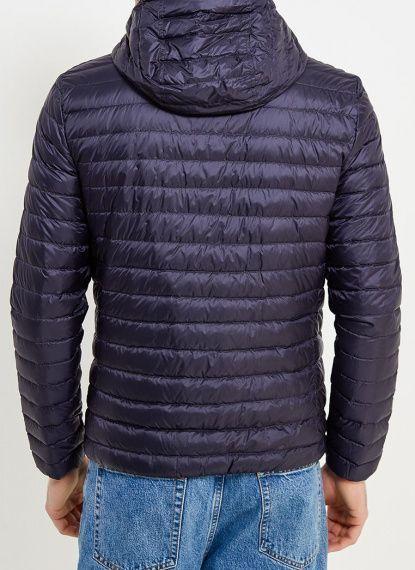 Куртка пуховая мужские Geox модель XA5944 качество, 2017