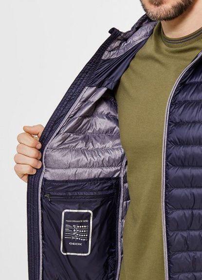 Куртка пуховая мужские Geox модель XA5944 отзывы, 2017