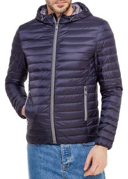 Купить Куртка пуховая мужские модель XA5944, Geox, Синий