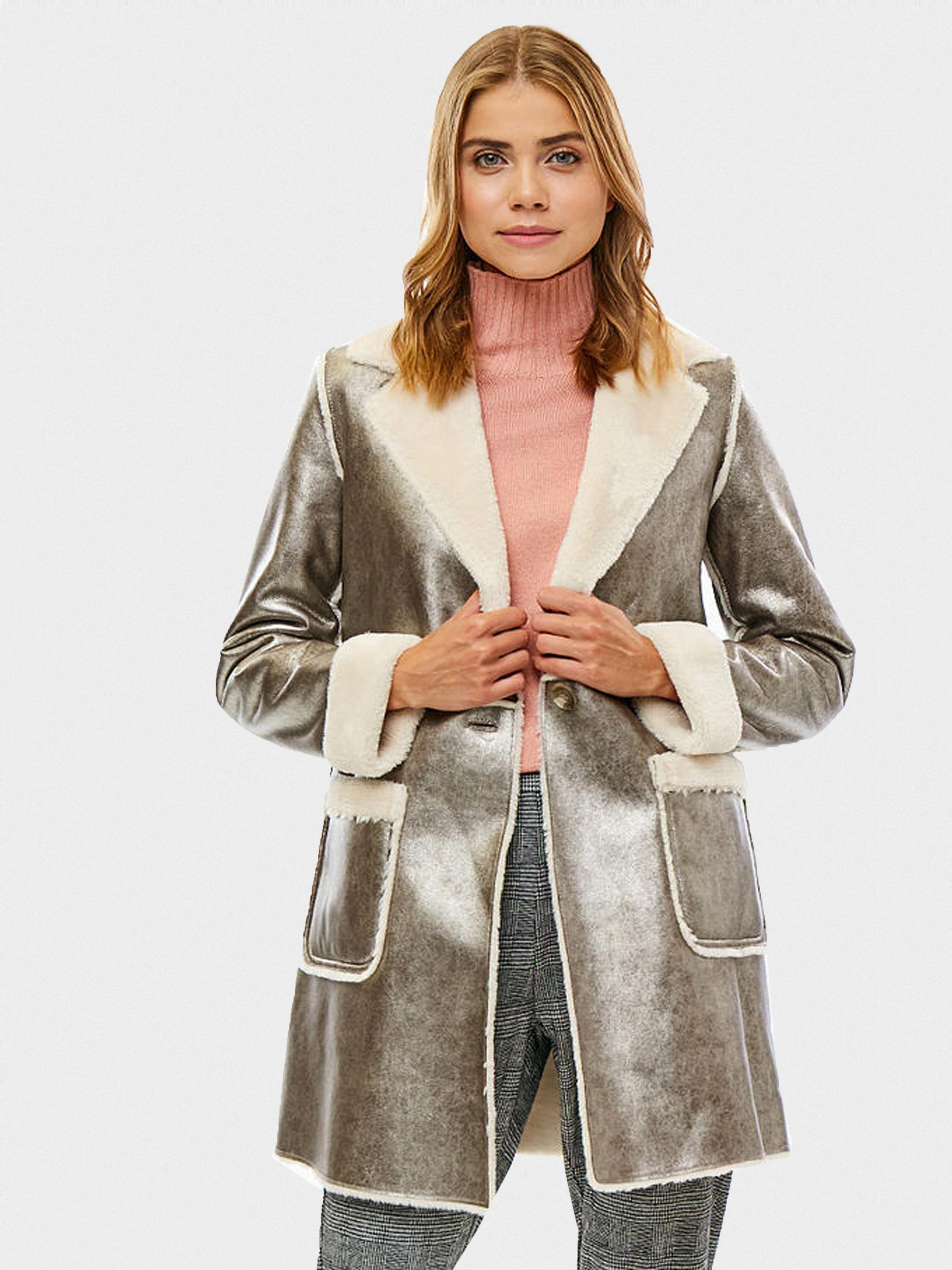Geox Пальто жіночі модель XA5954 , 2017