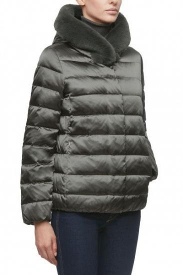 Куртка пухова Geox модель W8425N-T2411-F1480 — фото 4 - INTERTOP