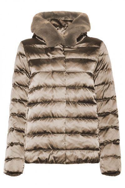 Куртка пуховая женские Geox модель XA5962 , 2017