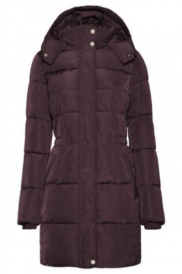 Пальто з утеплювачем Geox модель W8428A-T2506-F8245 — фото - INTERTOP