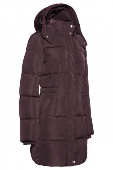 Пальто з утеплювачем Geox модель W8428A-T2506-F8245 — фото 2 - INTERTOP