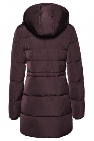 Пальто з утеплювачем Geox модель W8428A-T2506-F8245 — фото 3 - INTERTOP