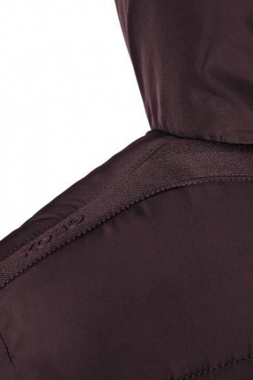 Пальто з утеплювачем Geox модель W8428A-T2506-F8245 — фото 4 - INTERTOP