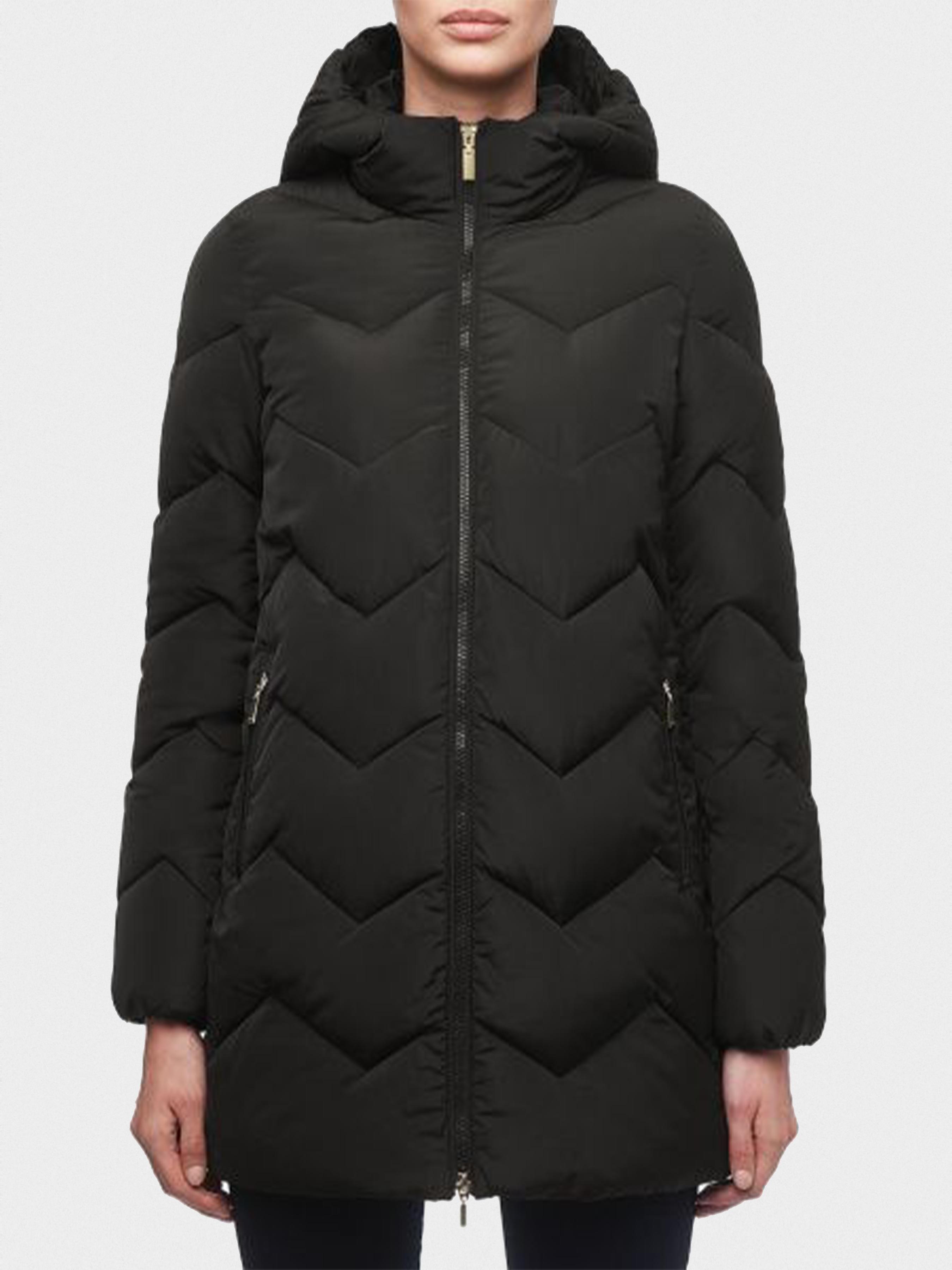 Купить Пальто женские модель XA5965, Geox, Черный