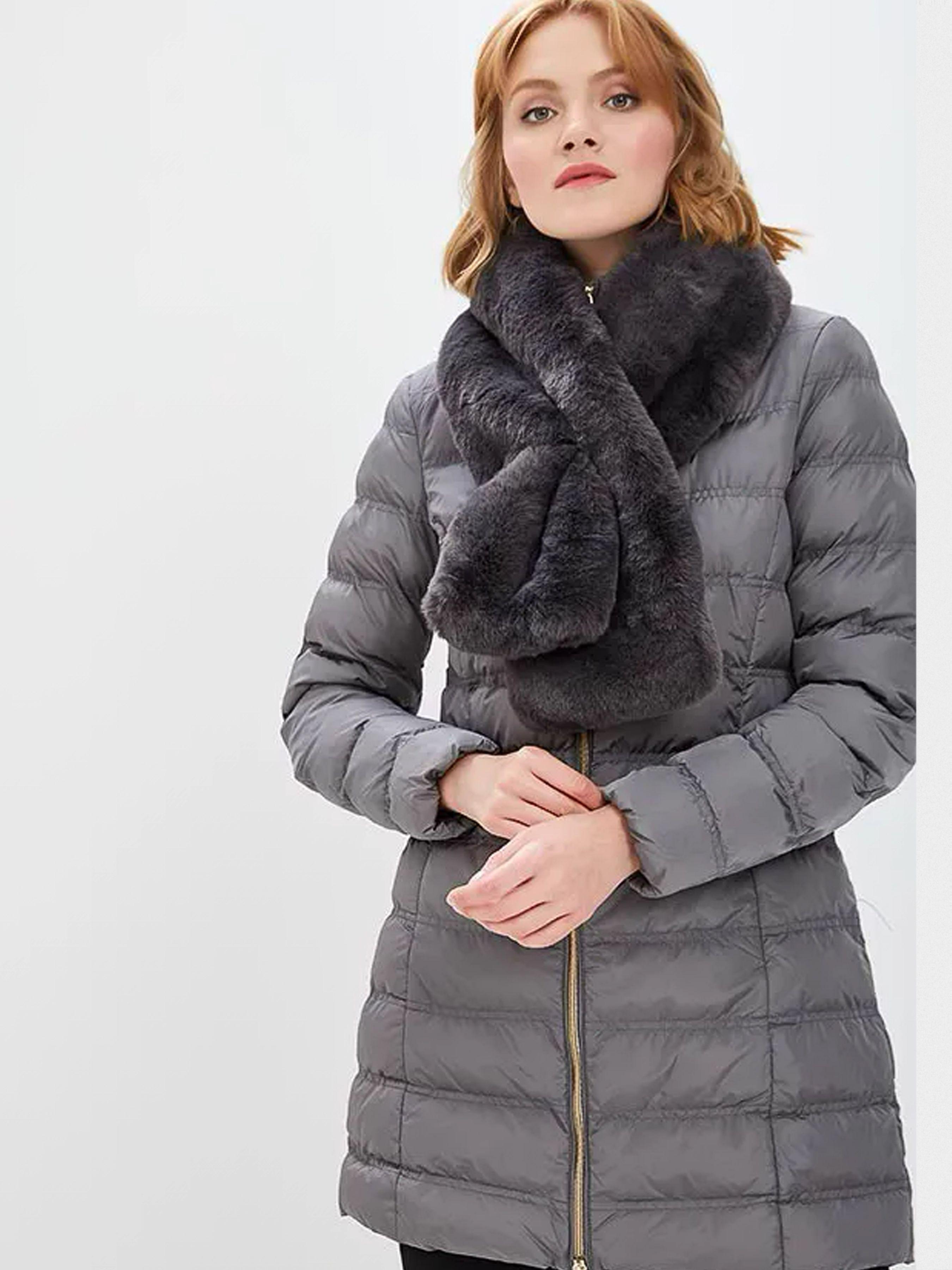 Купить Пальто женские модель XA5970, Geox, Серый