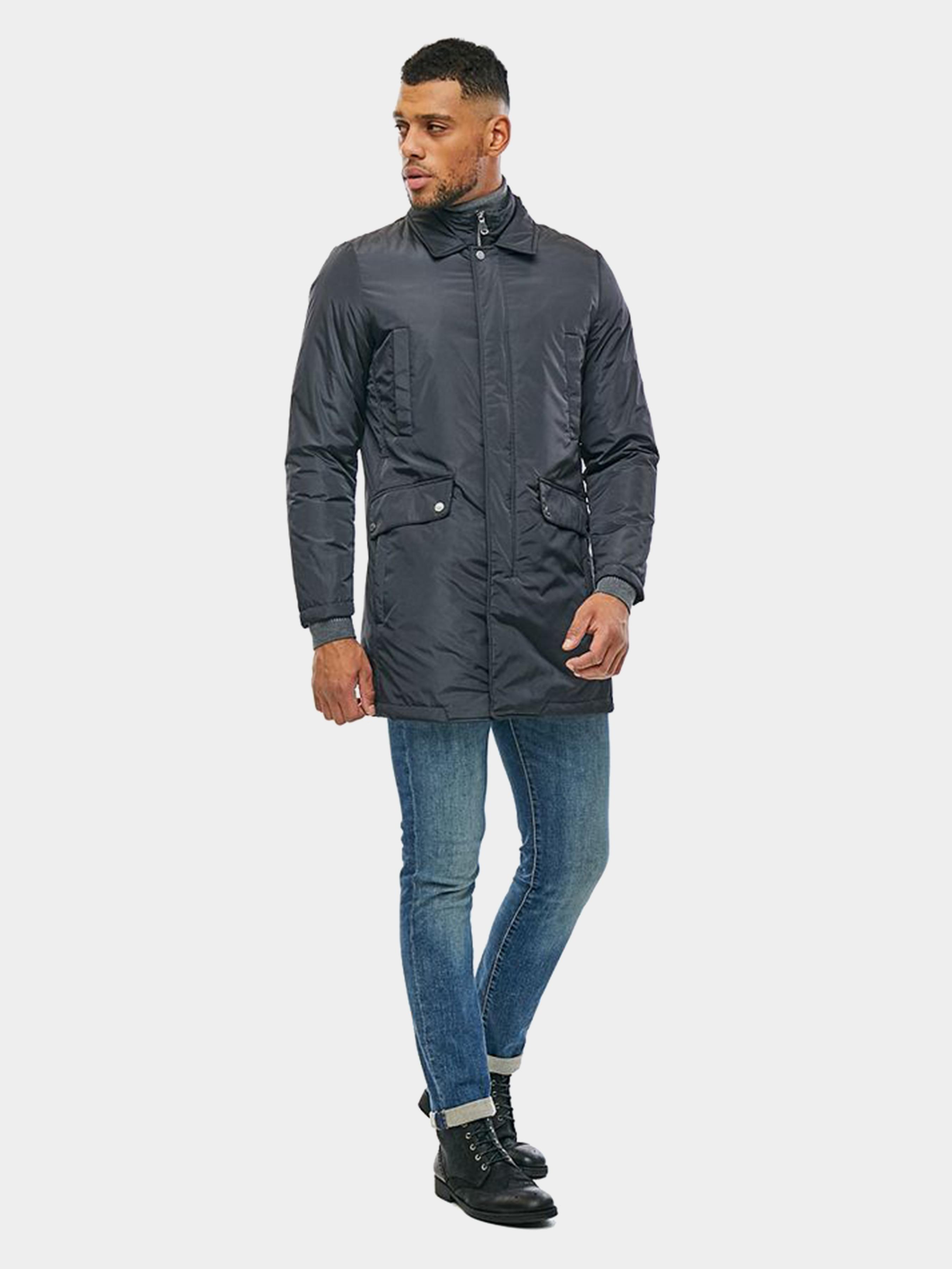 Пальто мужские Geox модель XA5978 приобрести, 2017