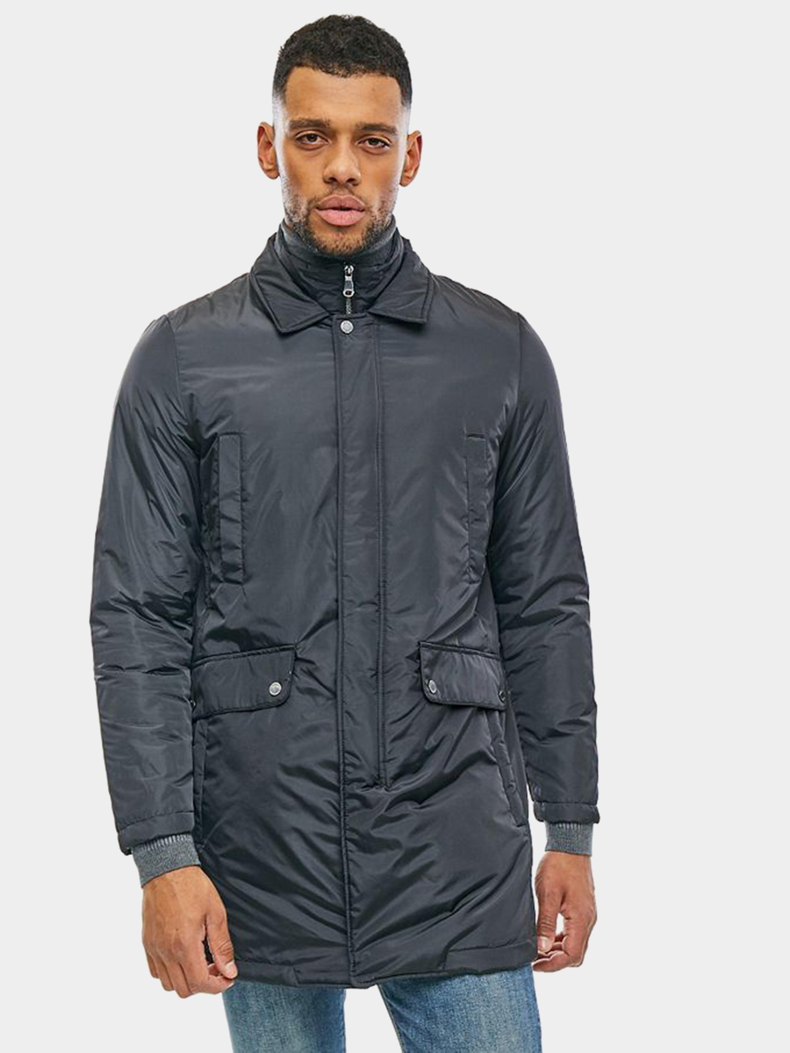 Пальто мужские Geox модель XA5978 отзывы, 2017