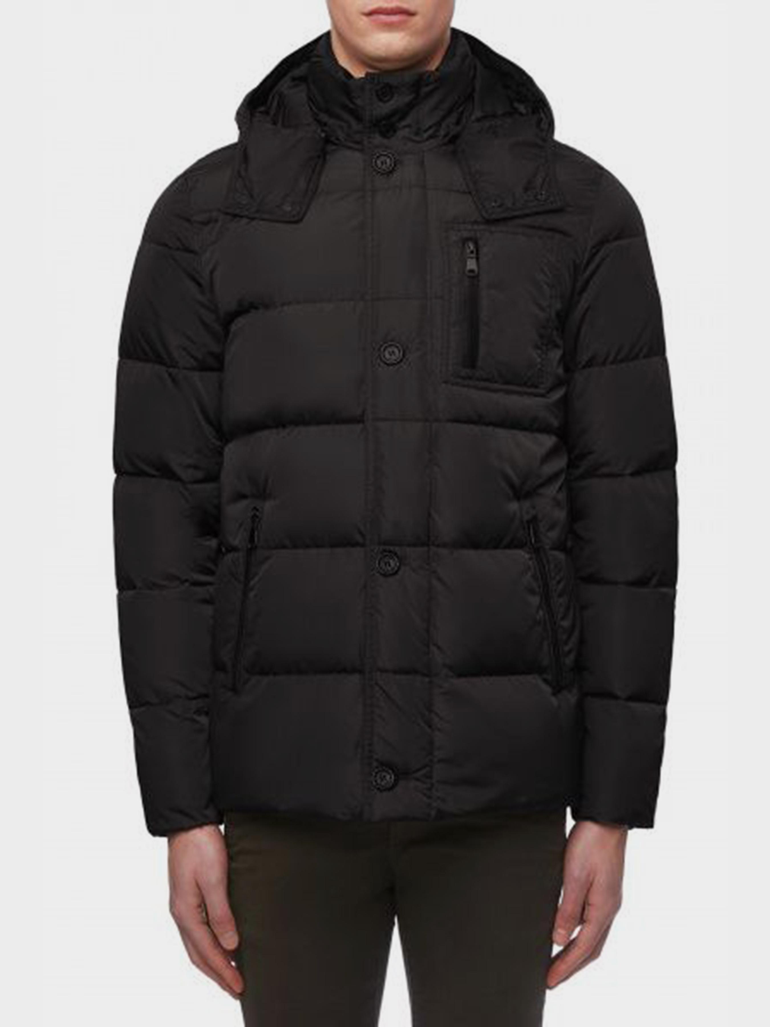 Купить Пальто пуховое мужские модель XA5984, Geox, Серый