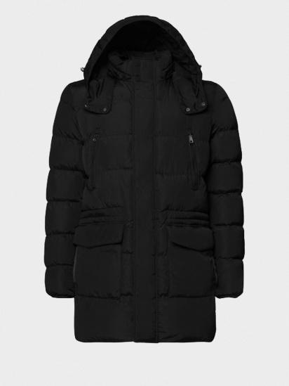 Пальто з утеплювачем Geox Hilstone модель M8428B-T2422-F9000 — фото - INTERTOP