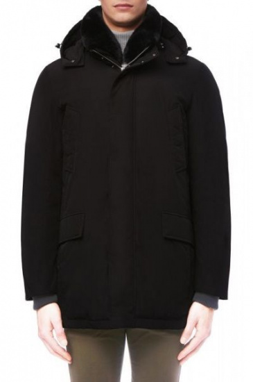 Пальто мужские Geox модель M8428E-T2497-F9000 цена, 2017