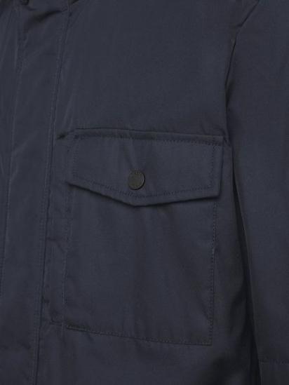 Пальто з утеплювачем Geox Vincit модель M9420D-T2585-F4386 — фото 3 - INTERTOP