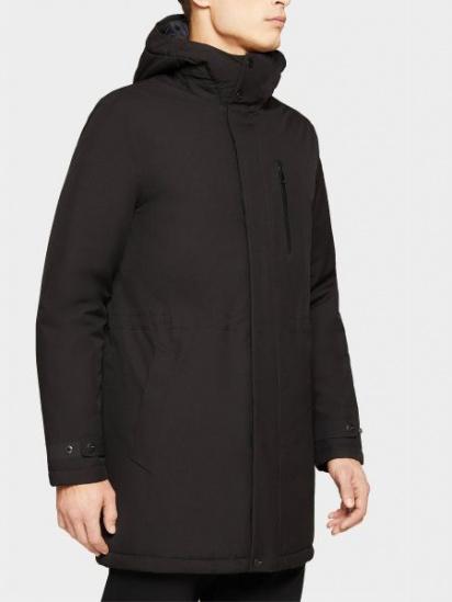 Пальто з утеплювачем Geox Clintford модель M9421D-T2552-F9000 — фото 3 - INTERTOP
