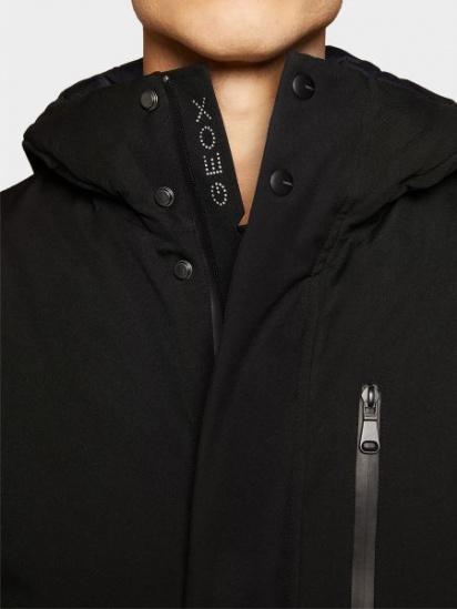 Пальто з утеплювачем Geox Clintford модель M9421D-T2552-F9000 — фото 4 - INTERTOP