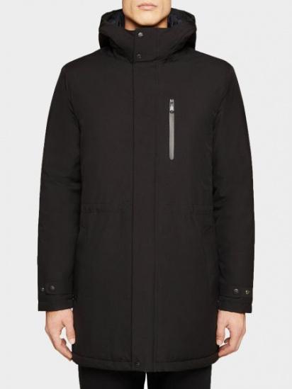 Пальто з утеплювачем Geox Clintford модель M9421D-T2552-F9000 — фото - INTERTOP