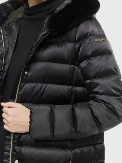 Пальто пуховое женские Geox модель XA6075 качество, 2017