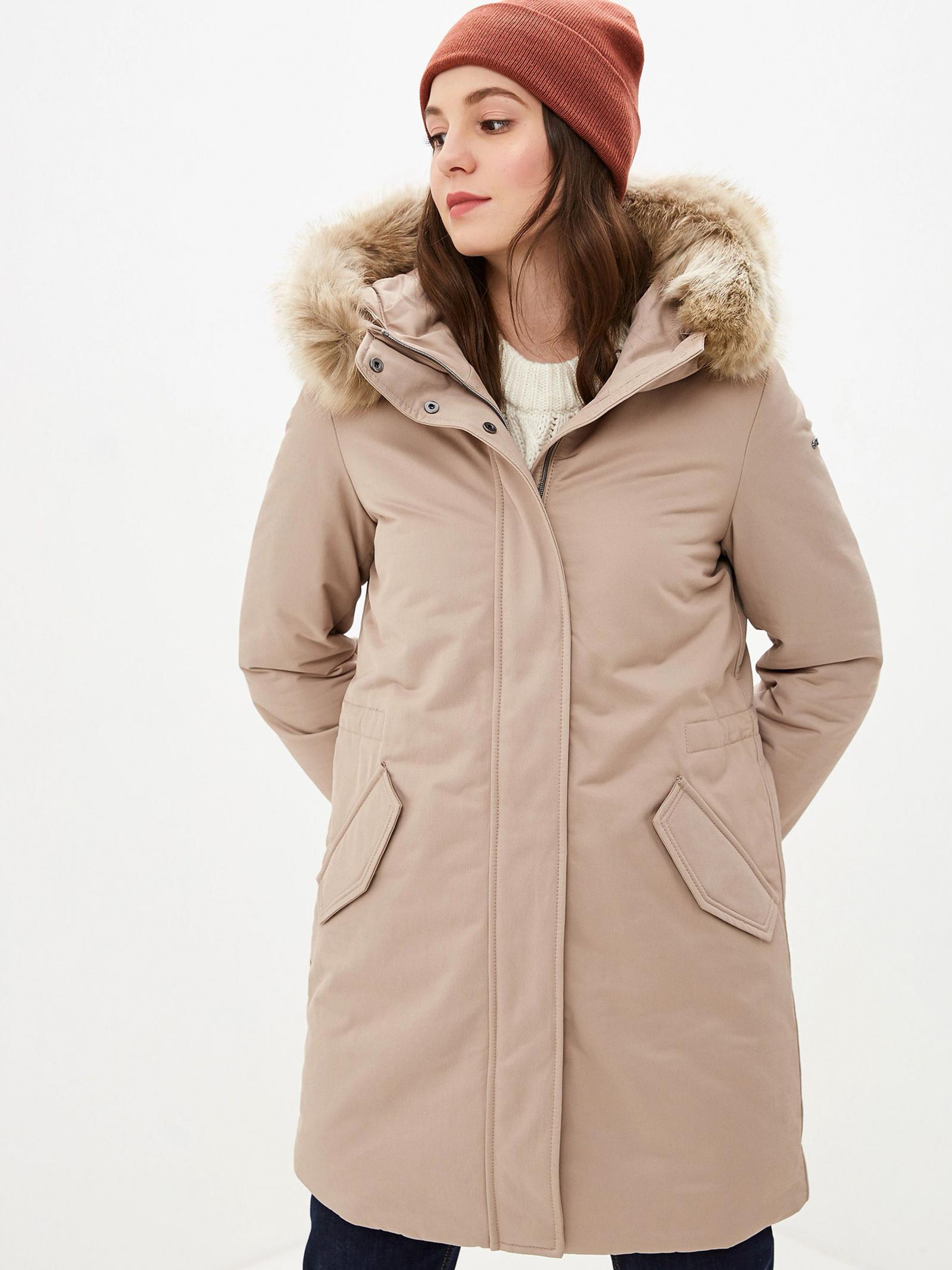 Куртка женские Geox модель XA6093 отзывы, 2017