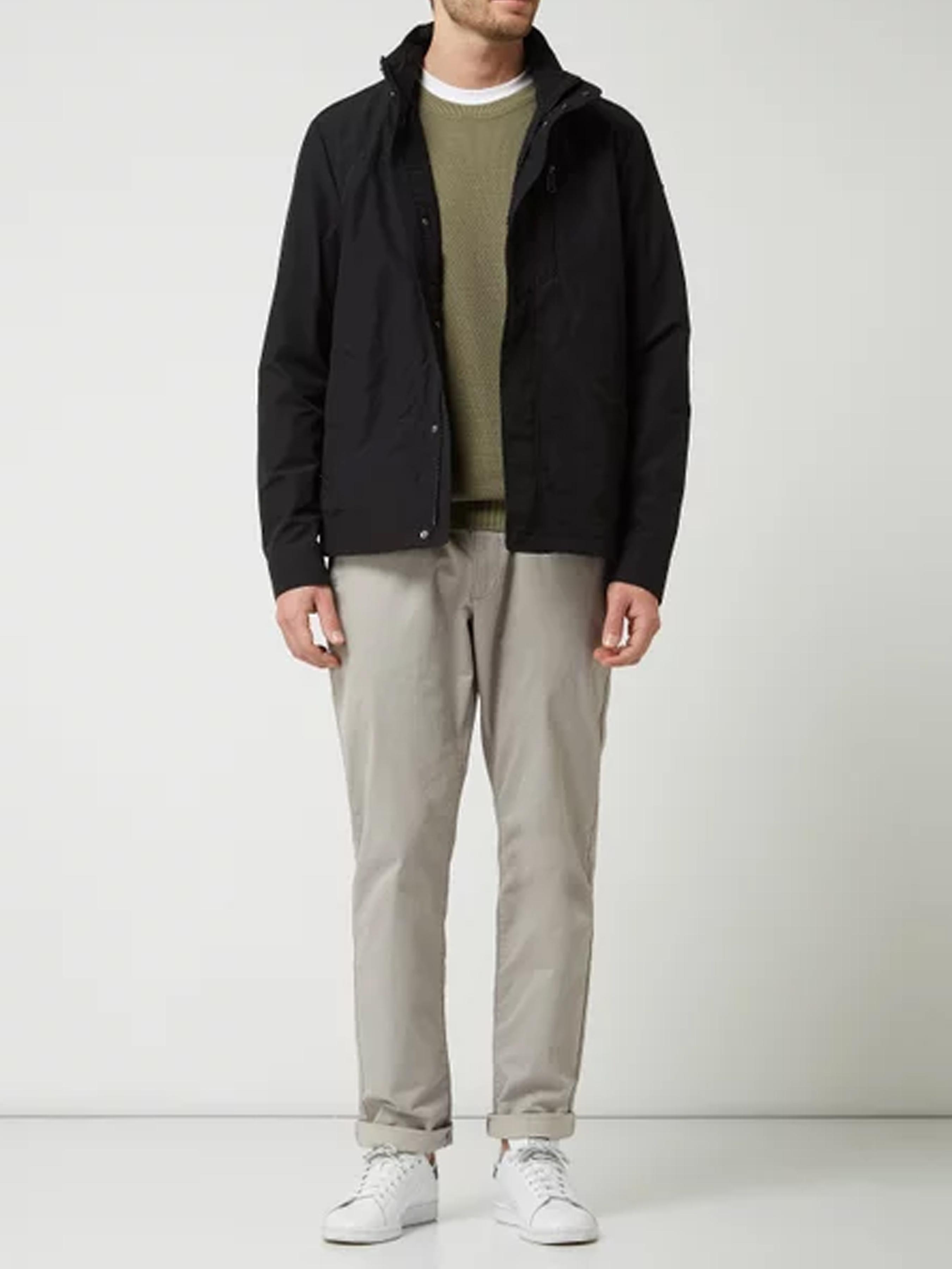 Купить Куртка мужская Geox модель XA6105, Черный