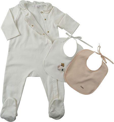 Купить Боди детские модель XE276, Chloe, Белый
