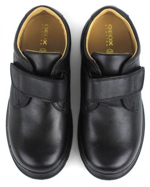 Туфлі  дитячі Geox J WILLIAM Q - SMOOTH LEATH. XK3296 фото, купити, 2017