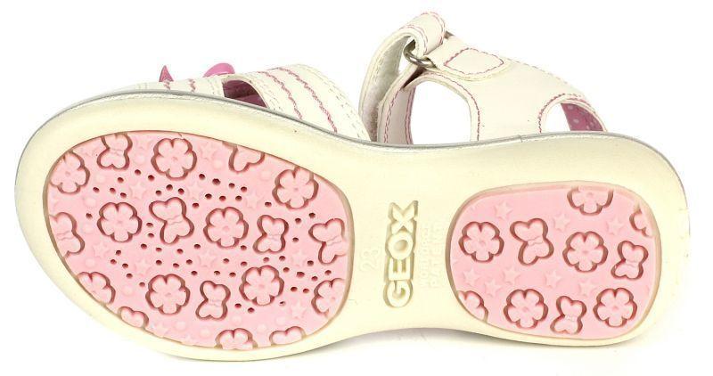 Сандалии для детей Geox XK3322 размерная сетка обуви, 2017