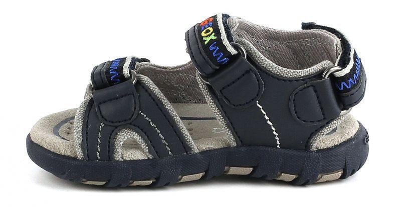 Сандалии для детей Geox XK4216 размерная сетка обуви, 2017