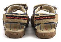 Сандалии для детей Geox XK4217 размерная сетка обуви, 2017