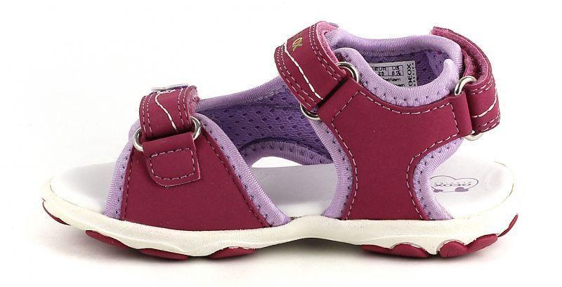 Сандалии детские Geox XK4219 размерная сетка обуви, 2017