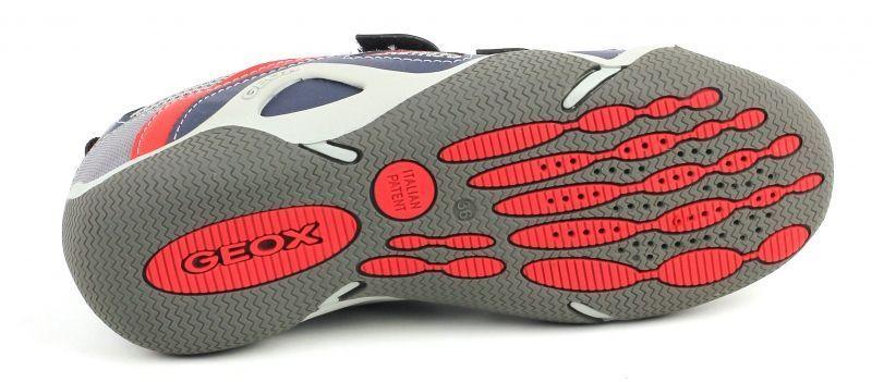 Кроссовки детские Geox XK4265 размерная сетка обуви, 2017