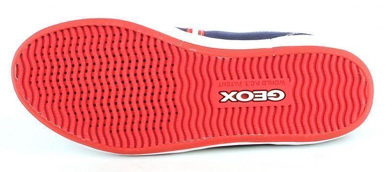 Кеды  Geox модель XK4290 приобрести, 2017