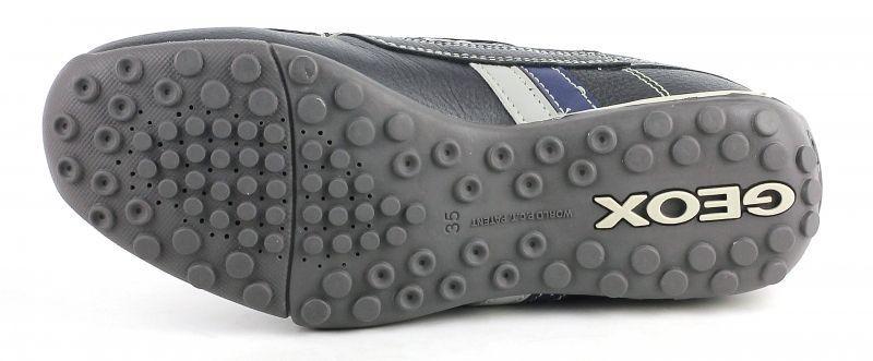 Мокасины  Geox модель XK4325 характеристики, 2017