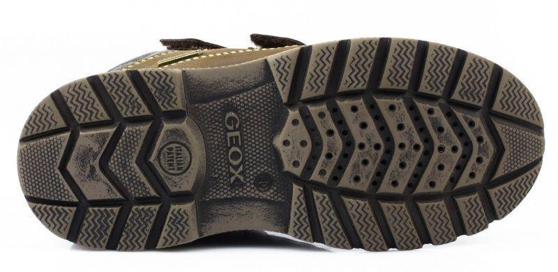 Geox Ботинки  модель XK4539 характеристики, 2017