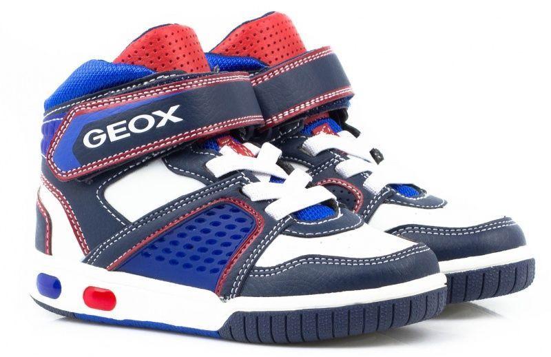 Geox Ботинки для мальчиков модель XK4547, фото, intertop